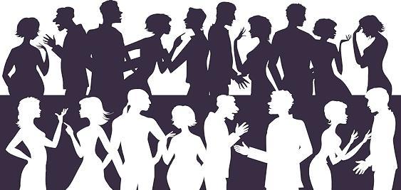 איך להתנהג בארועים משפחתיים, חתונות ומסיבות כדי שהארוע יעבור בקלות ובכיף.